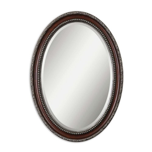 Uttermost Lighting Oval 25-Inch Mirror 14196