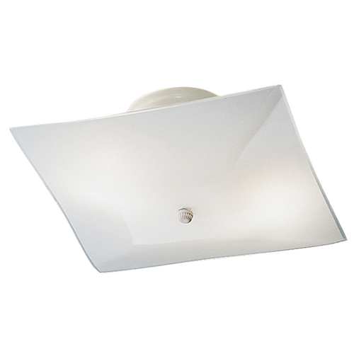 Kichler Lighting Kichler Semi-Flush Ceiling Light 7260WH
