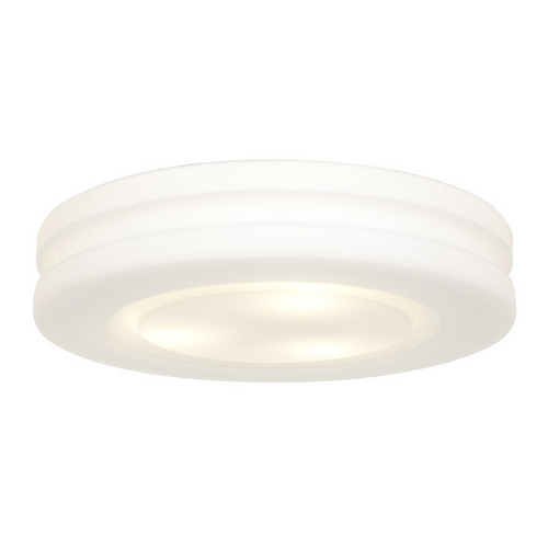 Access Lighting Access Lighting Altum White Flushmount Light C50186WHOPLEN1118B