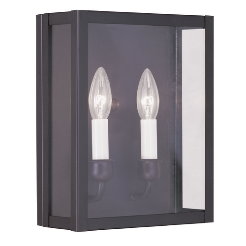 Livex Lighting Livex Lighting Milford Bronze Sconce 4030-07