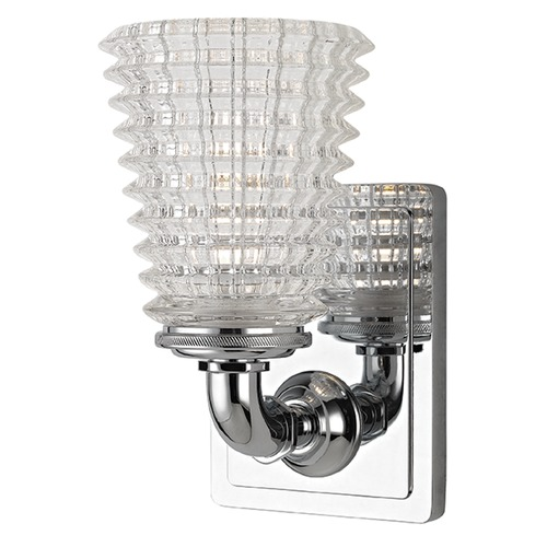 Hudson Valley Lighting Westbrook 1 Light Sconce - Polished Chrome 6221-PC
