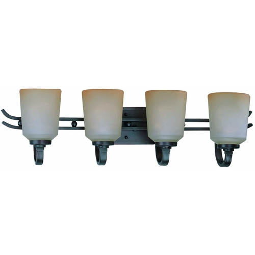 Lite Source Lighting Lite Source Lighting Rupert Aged Copper Bathroom Light LS-16744