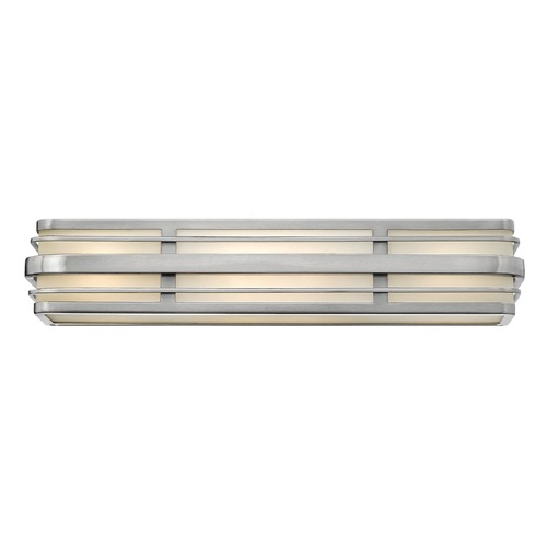 Hinkley Lighting Hinkley Lighting Winton Brushed Nickel Bathroom Light 5234BN-GU24