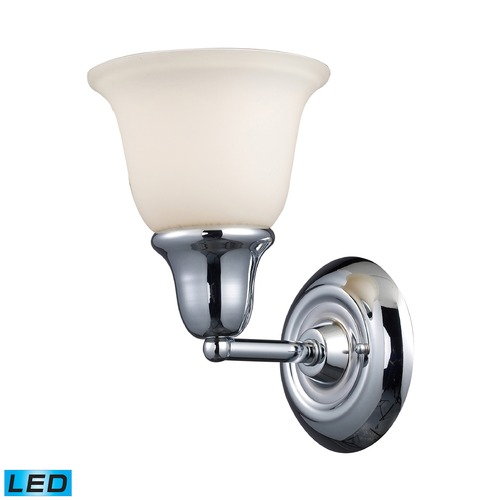 Elk Lighting Elk Lighting Berwick Polished Chrome LED Sconce 67010-1-LED