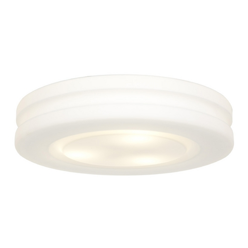 Access Lighting Access Lighting Altum White Flushmount Light C50188WHOPLEN1218B