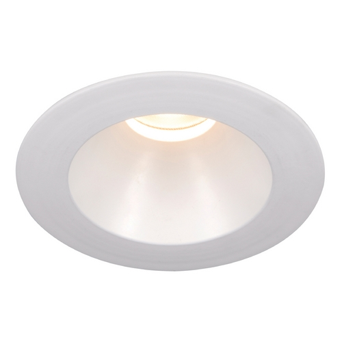 WAC Lighting Wac Lighting White LED Recessed Trim HR-3LED-T118S-W-WT