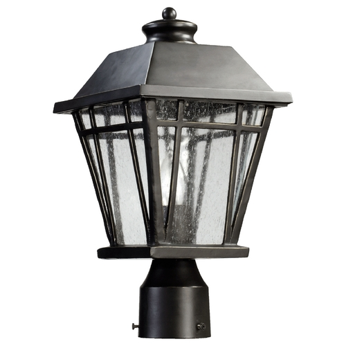 Quorum Lighting Quorum Lighting Baxter Old World Post Lighting 766-8-95