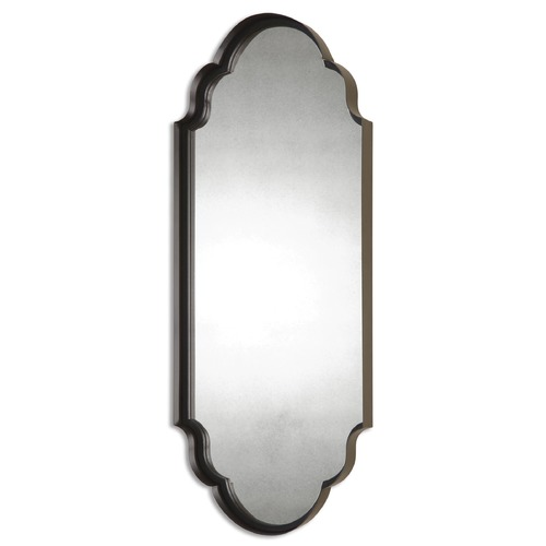Uttermost Lighting Uttermost Lamia Curved Metal Mirror 13933