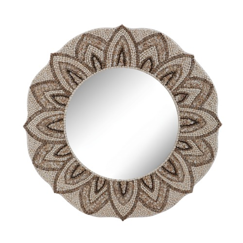 Dimond Home Round Shell Mirror 163-025