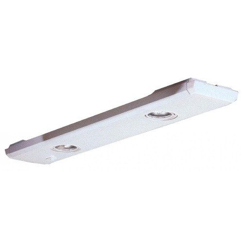 Lite Source Lighting Halogen Under Cabinet Light 120V White by Lite Source Lighting LS-1232WHT