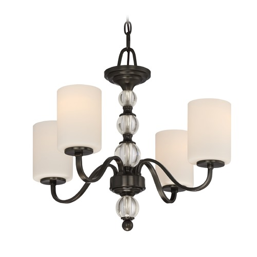 Quoizel Lighting Quoizel Lighting Downtown Dusk Bronze Chandelier DW5004D