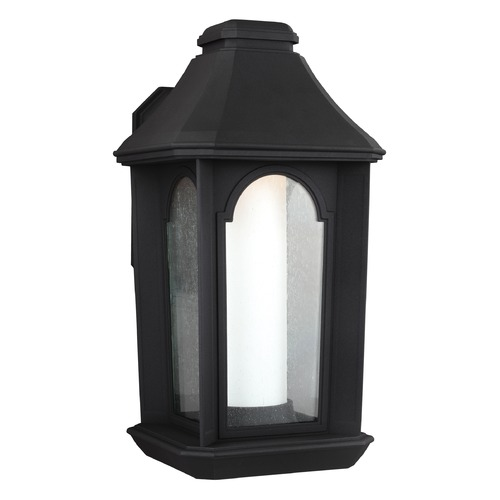 Feiss Lighting Feiss Lighting Ellerbee Textured Black LED Outdoor Wall Light OL11502TXB-LED