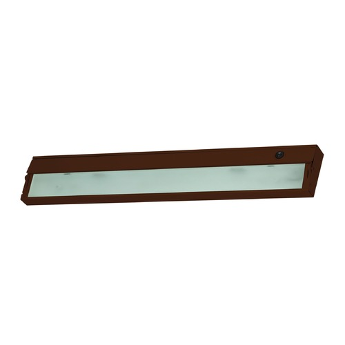 26 inch xenon under cabinet light 3000k bronze by alico lighting alico industries lighting 26 inch xenon under cabinet light 3000k bronze by alico lighting zl326rsf aloadofball Images