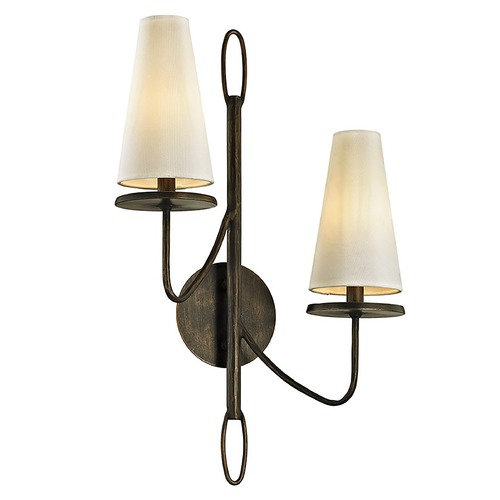 Troy Lighting Troy Lighting Marcel Pompeii Bronze Sconce B6292