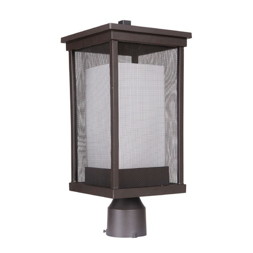 Craftmade Lighting Craftmade Lighting Riviera II Oiled Bronze Post Light Z3775-92