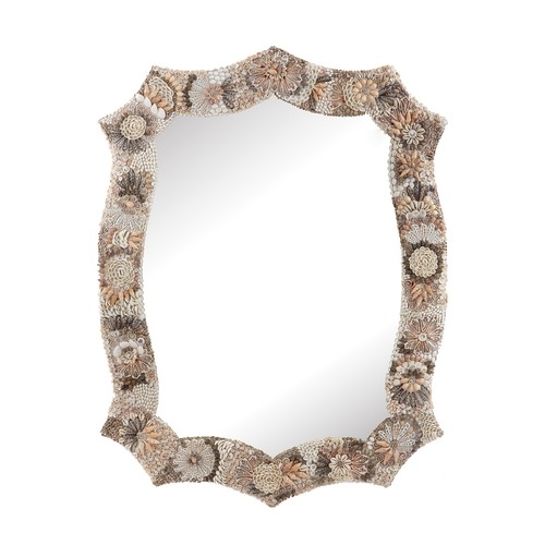 Dimond Home Long Antoinette Shell Mirror 163-028