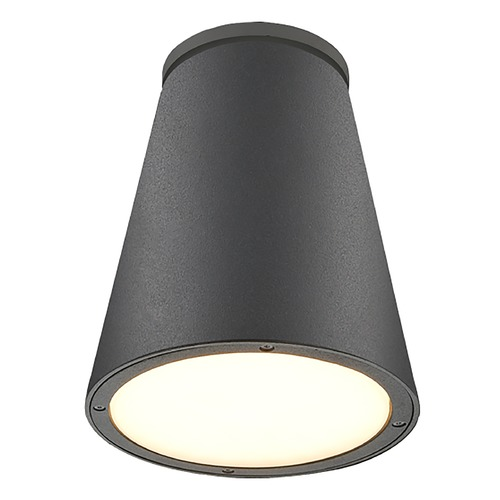 Kuzco Lighting Kuzco Lighting Hartford Black LED Close To Ceiling Light EC16608-BK