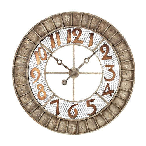 Sterling Lighting Sterling Lighting Montana Clock 128-1001