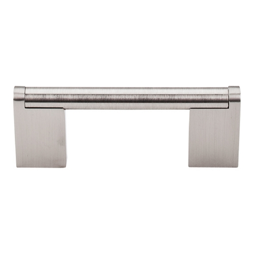 Top Knobs Hardware Modern Cabinet Pull in Brushed Satin Nickel Finish M1040