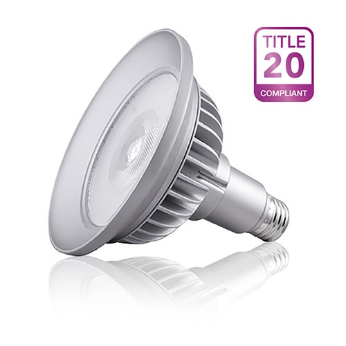 Soraa Soraa Brilliant Par38 1290 Lumen 25 Deg Beam LED Bulb SP38-14-25D-827-H1 (11265)