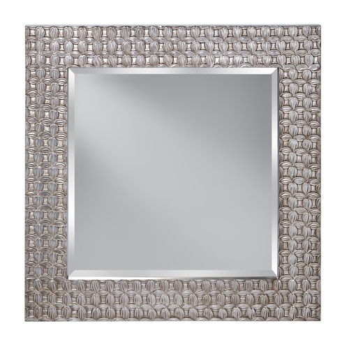 Feiss Lighting Square 42-Inch Mirror MR1199ASLF