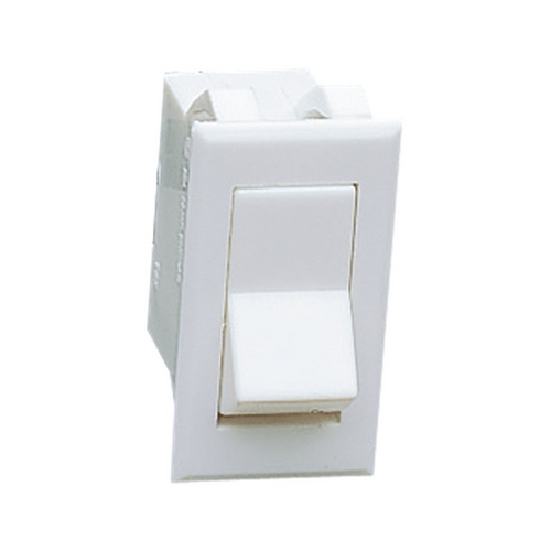Sea Gull Lighting Light Switch in White Finish 9027-15