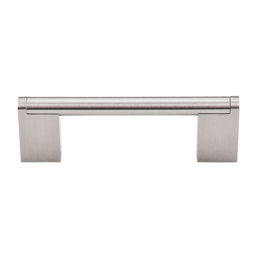 Top Knobs Hardware Modern Cabinet Pull in Brushed Satin Nickel Finish M1041