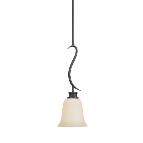 Designers Fountain Lighting Montego Mini-Pendant Light in Oil Rubbed Bronze 96930-ORB