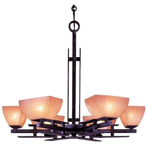 Minka Lavery Six-Light Chandelier 1276-357