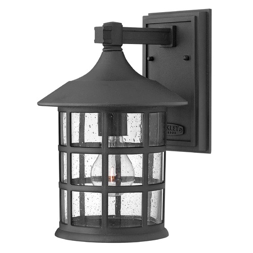 Hinkley Hinkley Freeport Black LED Outdoor Wall Light 1804BK-LED