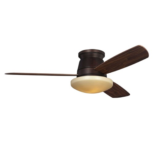 Savoy House Savoy House English Bronze Ceiling Fan with Light 52-417-3WA-13