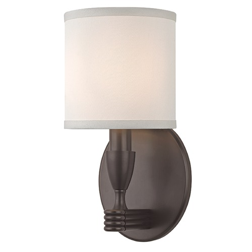 Hudson Valley Lighting Bancroft 1 Light Sconce - Old Bronze 4541-OB