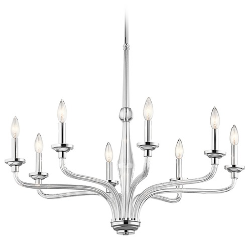 Kichler Lighting Kichler Lighting Loula Chrome Chandelier 43809CH