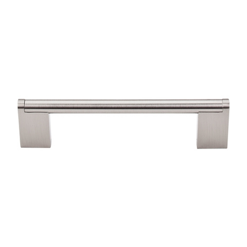 Top Knobs Hardware Modern Cabinet Pull in Brushed Satin Nickel Finish M1042
