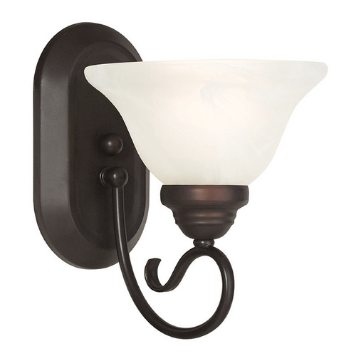 Livex Lighting Livex Lighting Coronado Bronze Sconce 6101-07