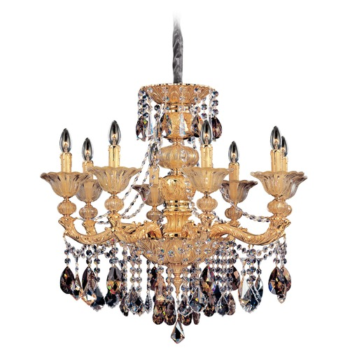 Allegri Lighting Mendelsshon 8 Light Crystal Chandelier 10498-016-FR000