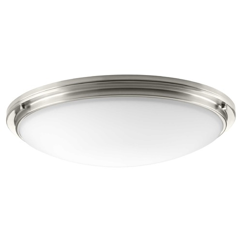 Progress Lighting Progress Lighting Apogee Brushed Nickel LED Flushmount Light 3000K 3850LM P350072-009-30