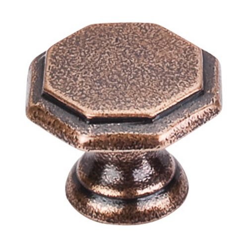 Top Knobs Hardware Cabinet Knob in Old English Copper Finish M7
