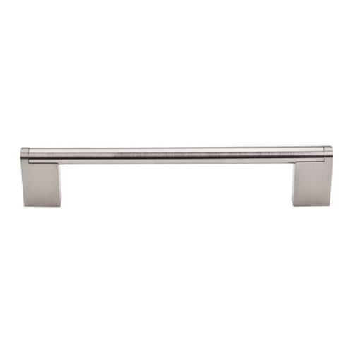 Top Knobs Hardware Modern Cabinet Pull in Brushed Satin Nickel Finish M1043