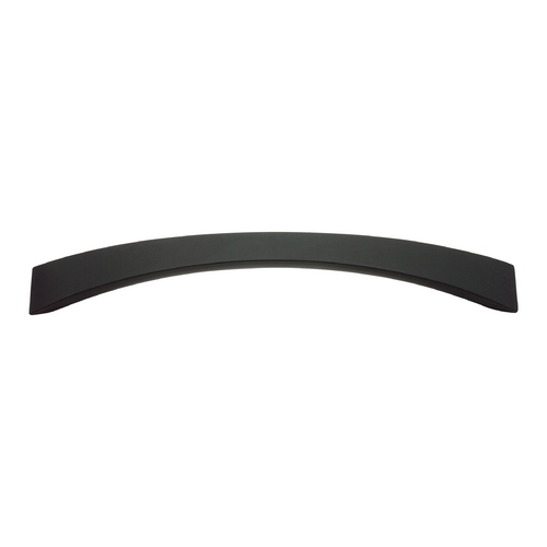Atlas Homewares Modern Cabinet Pull in Black Finish A849-BL