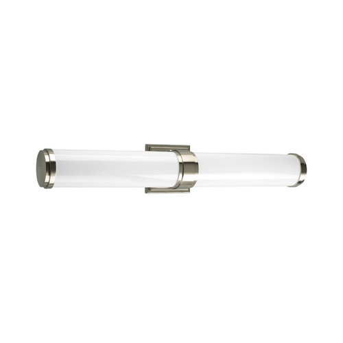Progress Lighting Maier Brushed Nickel Bathroom Light - Vertical or Horizontal Mounting P7025-09EB
