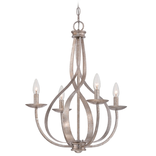 Quoizel Lighting Quoizel Serenity Italian Fresco Mini-Chandelier SER5004IF