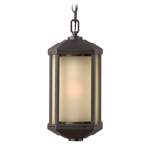 Hinkley Lighting Hinkley Lighting Castelle Bronze LED Outdoor Hanging Light 1392BZ-LED