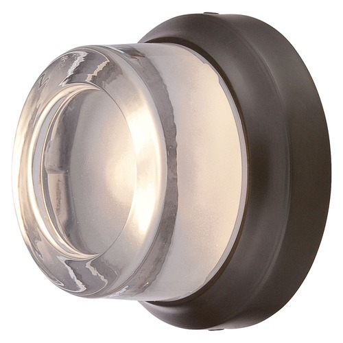 George Kovacs Lighting George Kovacs Copula Oil Rubbed Bronze LED Sconce P1240-143-L
