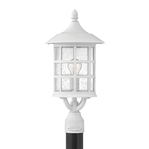 Hinkley Lighting Hinkley Lighting Freeport Classic White Post Light 1801CW