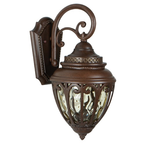 Craftmade Lighting Craftmade Lighting Olivier Aged Bronze Outdoor Wall Light Z3804-98