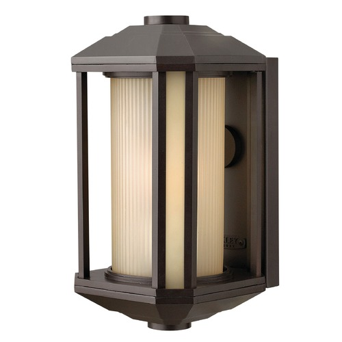 Hinkley Lighting Hinkley Lighting Castelle Bronze LED Outdoor Wall Light 1394BZ-LED