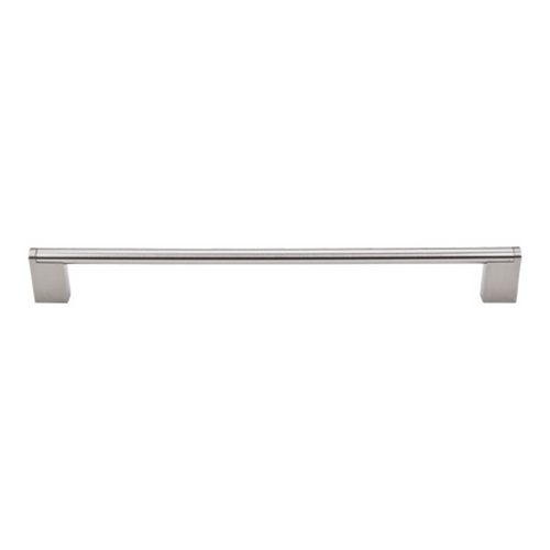 Top Knobs Hardware Modern Cabinet Pull in Brushed Satin Nickel Finish M1046