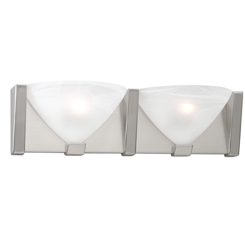 Dolan Designs Lighting Two-Light Bathroom Light 472-09