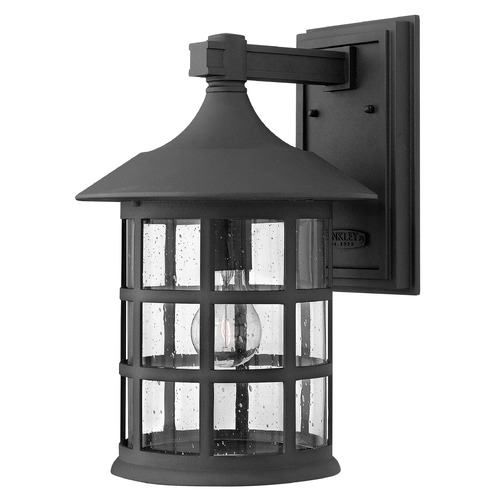 Hinkley Hinkley Freeport Black LED Outdoor Wall Light 1805BK-LED